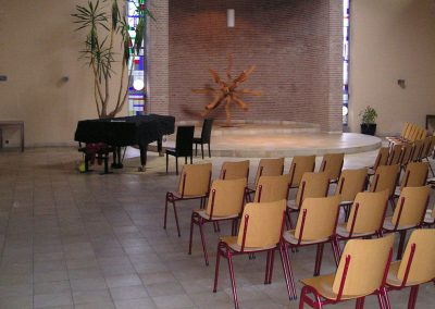 Kloosterkapel Arca-Pacis